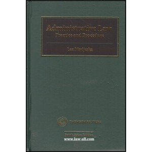 Thomson Reuters Administrative Law - Practice and Procedure by Lee Modjeska (HB)