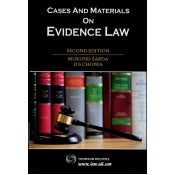 Thomson Reuters Cases and Materials on Evidence Law [HB] by Dr. Mukund Sarda, D. S. Chopra