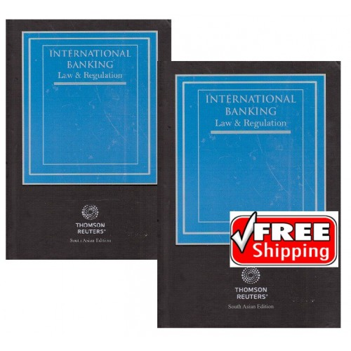 Thomson Reuters International Banking Law & Regulation by Dennis Campbell [2 vols HB]