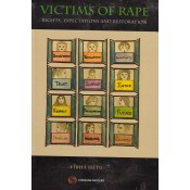Thomson Reuters Victims of Rape : Rights, Expectations and Restoration [HB] by Vibha Hetu