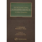 Thomson Reuters Sentencing Jurisprudence : An Indian Perspective [HB] By A. Lakshminath, Komanduri S. Murty