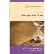 Thomson Reuters Guide to Competition Law by C. Govind Venugopal