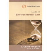 Thomson Reuters Guide to Environmental Law by C. Govind Venugopal