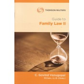 Thomson Reuters Guide to Family Law II by C. Govind Venugopal