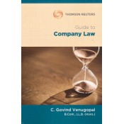 Thomson Reuters Guide to Company Law by C. Govind Venugopal