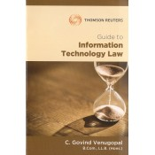Thomson Reuters Guide to Information Technology Law by C. Govind Venugopal