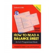 UBC's How to Read a Balance Sheet : An ILO Programmed Book | Universal Book Corporation