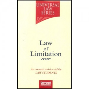 Universal Law Series on Law of Limitation For B.S.L & L.L.B by Himanshi Mittal