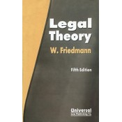 Universal's Legal Theory by W. Friedmann