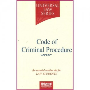 Universal law Series's Code of Criminal Procedure For B.S.L & L.L.B by Abhinav Prakash & Vibha Arora