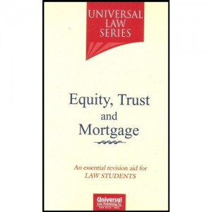 Universal Law Series's Equity, Trusts & Mortage For B.S.L & L.L.B by Himanshi Mittal