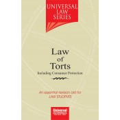 Universal Law Series on Law of Torts including Consumer Protection by Arun Kumar
