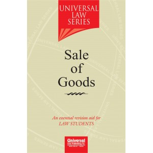 Universal Law Series on Sale of Goods by Arun Kumar