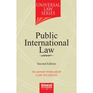 Universal Law Series on Public International Law For B.S.L & L.L.B by Himanshi Mittal