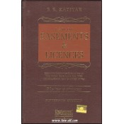 Law of Easements & Licences [HB] | Land Laws | B. B. Katiyar | Universal Law Publishing