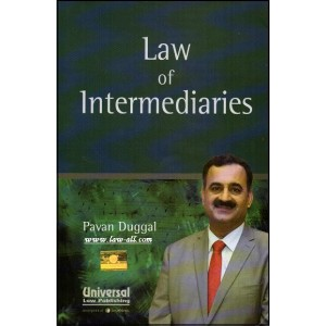 Universal's Law of Intermediaries [HB] by Pavan Duggal