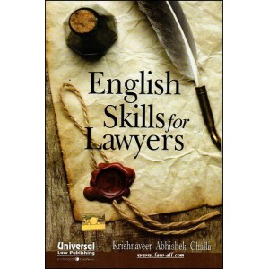 English Skills for Lawyers | Krishnaveer Abhishek Challa | Universal Law Publishing
