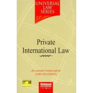 Universal Law Series On Private International Law by Dr. Dinesh Sabat
