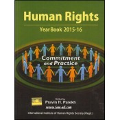 Universal's Human Rights Year Book 2015-16 [Commitment and Practice] by Pravin H. Parekh
