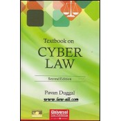 Textbook on Cyber Laws For BSL by Pavan Duggal , Universal Law Publishing