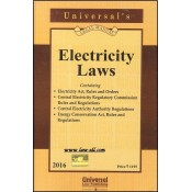 Universal's Legal Manual on Electricity Laws [HB]