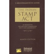 Universal's The Indian Stamp Act [HB] by S. Krishnamurthi Aiyar