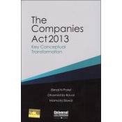 Universal's The Companies Act 2013 Key Conceptual Transformation by Bimal N. Patel, Dharmishta Raval