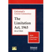Universal's Concise Commentary on Limitation Act, 1963 with Case Law
