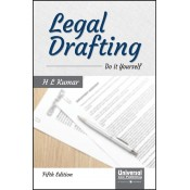 Universal's Legal Drafting Do it Yourself For BL & LL.B by H. L. Kumar