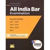 Universal's All India Bar Examination 2018 [AIBE] - Solved Papers