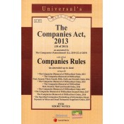 Universal's The Companies Act, 2013 with Companies Rules by LexisNexis