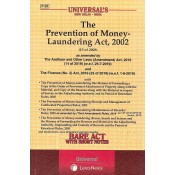 Universal's Prevention of Money-Laundering Act, 2002 Bare Act