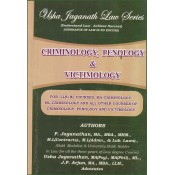 Usha Jaganath Law Series's Criminology, Penology & Victimology for LLB / BL by P. Jaganathan