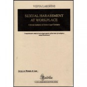 Vidya Lakshmi's Sexual Harassment At Workplace by Vaidika Research Publications