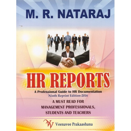 HR Reports by M. R. Nataraj | Veenavee Prakaashana