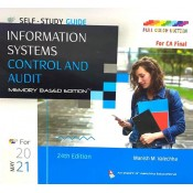 Valechha's Information Systems Control and Audit (ISCA) for CA Final May 2021 Exam By Manish M. Valechha