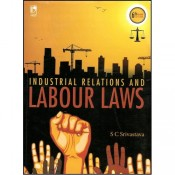 Vikas Publication's Industrial Relations & Labour Laws by S.C. Srivastava