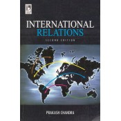 Vikas Publishing House's International Relations by Prakash Chandra