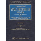 Om Prakash Aggarwala's The Law of Specific Relief in India [HB] by Justice M. L. Singhal | Vinod Publication