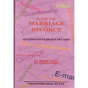 Vinod Publication's Law of Marriage & Divorce: An Exhaustive Digest of Cases by Dr. Rajesh Gupta, Dr. Gunjan Gupta