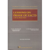 Vinod Publication's Lessons on Proof of Facts Law & Practice [HB] by V.S.R. Avadhani & V. Soubhagya Valli | Avadhani's Lesson Series on Evidence