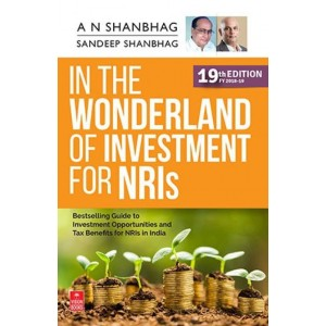 A. N. Shanbhag's In the Wonderland of Investment For NRIs by Vision Books