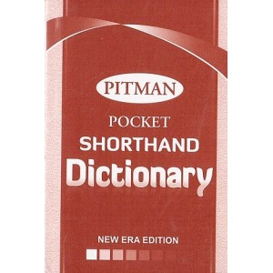 Isaac Pitman's Pocket Shorthand Dictionary by Wheeler Publishing