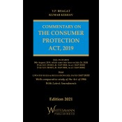 Whitesmann's Commentary On The Consumer Protection Act 2019 By Y P Bhagat & Kumar Keshav