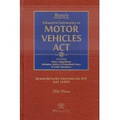 Basu's Exhaustive Commentary on Motor Vehicles Act [HB] by Whytes & Co.