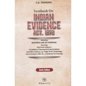 Whytes & Co.'s Textbook on Indian Evidence Act, 1872 by C. K. Takwani