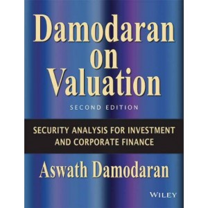 Damodarn on Valuation by Aswath Damodaran | Wiley India Pvt. Ltd