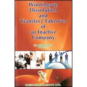 Xcess Infostore's Winding-up Dissolution & Transfer Or Takeover of an Inactive Company by CS. Rajesh Lohia