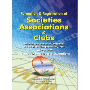 Xcess Infostore's Formation & Registrations of Societies, Associations and Clubs