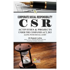 Xcess Infostore's Corporate Social Responsibility (CSR) Activities & Projects Under The Companies Act, 2013